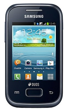 samsung galaxy y plus gt-s5303